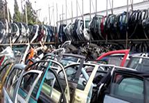 złomowisko skup samochodów